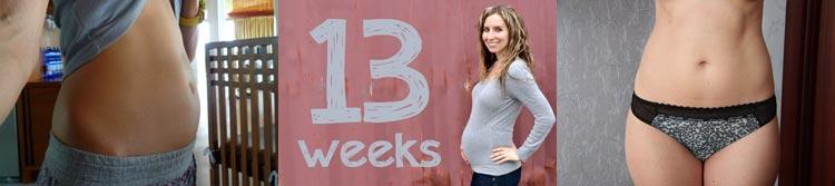 фото животиков 13 неделя беременности