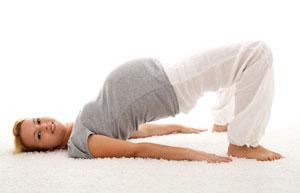 Упражнения на 20 неделе беременности