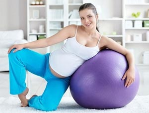 Упражнение для беременных 28