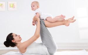 Когда после родов можно заниматься спортом