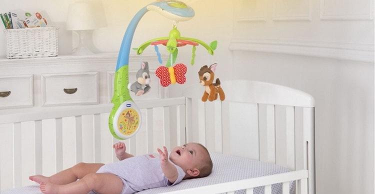Игрушки новорожденного своими руками