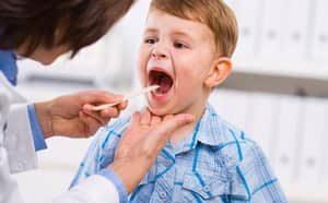 лечение тонзиллита у детей, основные методы лечения.
