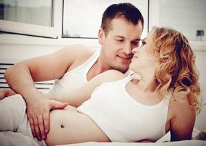 Беременна sex