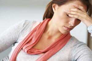 задержка месячных неделя беременность исключена
