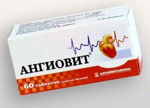 Препарат под названием Ангиовит вместе с его аналогами и инструкция по его применению, отзывы, цена