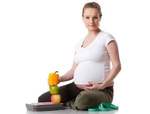 Диета для похудения при беременности