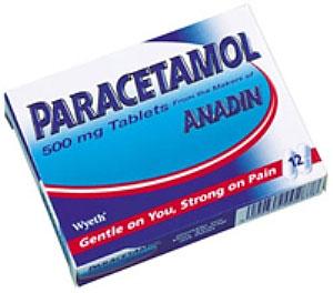 Можно ли парацетамол при головной боли при беременности?