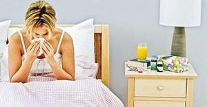 насморк в первом триместре беременности