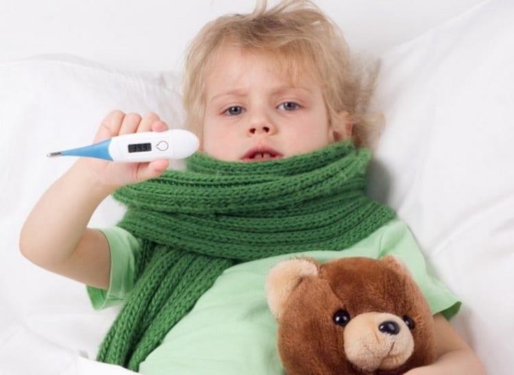 Жаропонижающий препарат для детей