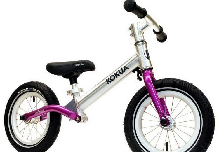 Беговел kokua - отличная модель для детей.
