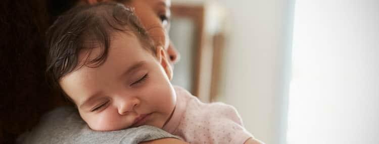Что делать если у ребенка регресс сна в 3 4 месяца